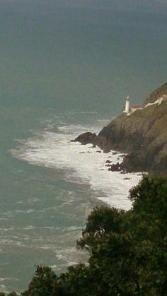 26/01/14 El Faro del Pescador, unos de estos rincones con encanto que Santoña ofrece al visitante.