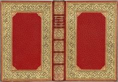 PALGRAVE, Francis Turner. The Golden Treasury of the Best Songs and Lyrical Poems in the English Language. London: Macmillan & Co.,1867. Binding by John Ramage, c. 1867. - BOOKTRYST: Magnificent Bindings, Bound To Be Great