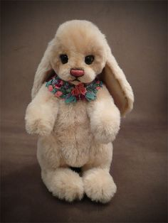 Vanilla Bean the Bunny