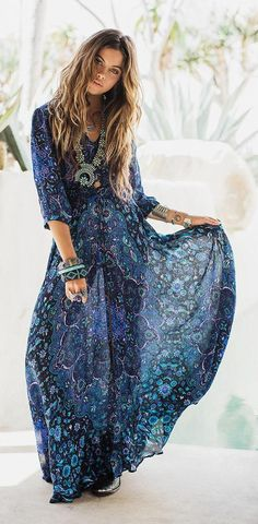 The bohemian style goes along way. Wear all year round. [ LilyBrookeJewelry... ]