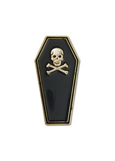 Skull Coffin Pin – NYLON SHOP @arobinson7327 and I are starting a club