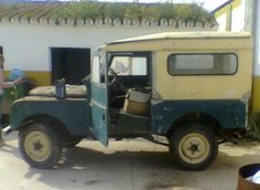 """CA 6973 1954 86"""" Landrover Series, Landrover Defender, Off Road, Land Rovers, Range Rover, Recreational Vehicles, Dream Cars, 4x4, Jeep"""