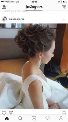 short hairstyles for round faces Over 50 Short Wedding Hair, Wedding Hair And Makeup, Hair Makeup, Medium Hair Styles, Short Hair Styles, Mother Of The Bride Hair, Bridal Hairdo, Hair Arrange, Hair Setting
