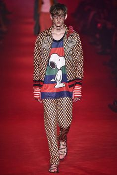 You Probably Won't Wear Gucci's Runway Collection, And Gucci Doesn't Care