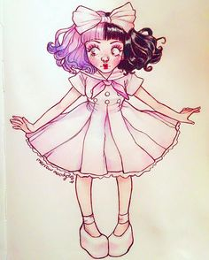 Find images and videos about melanie martinez and cry baby on We Heart It - the app to get lost in what you love. Melanie Martinez Anime, Melanie Martinez Drawings, Crybaby Melanie Martinez, Pelo Anime, The Draw, Fandom, Cry Baby, Cute Art, Art Inspo