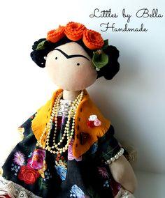 to Frida Kahlo Art Dolls To all Frida Kahlo lovers! #FridaKahlodoll #Tildatoychildren #FridaKahlodecordoll #Fridakahloornament #girlsgiftdolls #happydollsmexican #uniquedoll #friducha #diegoyfrida #littlesbyBelladolls #mexicancultureaccent #mexicanhousedecor #Diegoriverawife #Fridadramaticsymbolism #fridalovers #etsyshop www.etsy.com/...