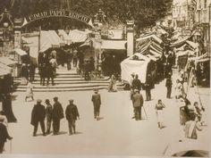 EL MERCADO CENTRAL EN LA HISTORIA DE ALICANTE (1922-2012) ~ Alicante Vivo- El Mercado de Abastos instalado en el Paseo de Méndez Núñez por obra y gracia del alcalde Federico Soto.......