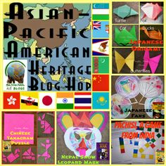 Crafty Moms Share: Asian-Pacific American Heritage Blog Hop: Asian Crafts