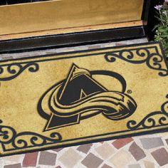 NHL - Colorado Avalanche Door Mat