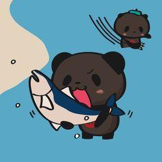 石狩鍋記念日 LINEスタンプで大人気!毎日更新「今日のお買いものパンダ」を見逃すな!今まで明かされなかったお買いものパンダの生態も少しだけ公開!