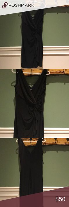 Lauren by Ralph Lauren black cocktail dress Lauren by Ralph Lauren black cocktail dress size 10. Lined. Excellent condition. No stains or rips. Lauren by Ralph Lauren Dresses