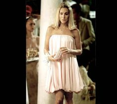 --- Sarah Jessica Parker - SATC - Carrie Bradshaw - set - sex and the city . Carrie Bradshaw Estilo, Carrie Bradshaw Outfits, Carrie Bradshaw Hair, Looks Street Style, Looks Style, Pink Dress, Dress Up, Babydoll Dress, City Outfits
