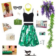 Havana Blast by jessicaoftheoaks on Polyvore featuring Alexander Wang, Dolce&Gabbana, Ancient Greek Sandals, Sarah's Bag, Gold Eagle, Gucci, MAC Cosmetics and Free People