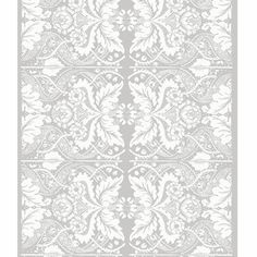 Marimekko Fandango Grey Upholstery Fabric - Click to enlarge
