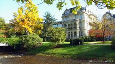In the heart of the lovely park of Baden Baden, is set Brenners Park Hotel & Spa, one of the most exquisite hotels of Germany, and first property of the well-known Oetker family - Brenners Park Hotel & Spa, Baden Baden, #Germany