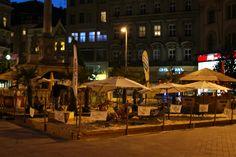 Brno nocą (Czech Republic)