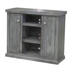 Found it at Wayfair - Calistoga TV Stand
