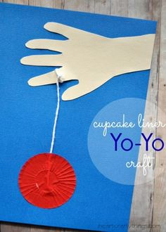 Letter Y Crafts for preschool or kindergarten – Fun, easy and educational!