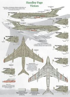 handley page victor - Google Search