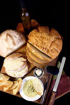 Gourmet Bread Photoshoot