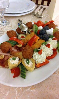 Retete Culinare pentru Meniul Zilei : Idei de Aperitive Reci