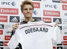 Martin Ødegaard - Real Madrid