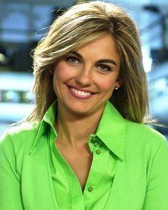 Otra presentadora guapa, Lourdes Maldonado