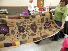 2013 Woolwright Hook-In - Woolwrights Rug Hooking Guild