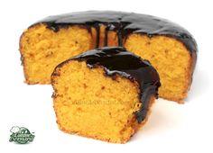 La Cuisine de Bernard: Le Bolo de Cenoura (gâteau brésilien aux carottes)