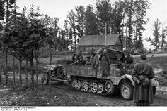 Sd.Kfz. 11 leichter Zugkraftwagen (3-ton)