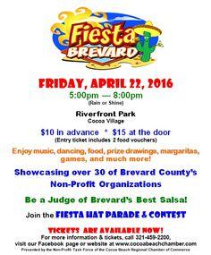 Cocoa Beach Regional Chamber of Commerce: 12th Annual Fiesta Brevard