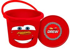 Cars Party Bucket