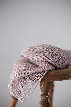 Ravelry: Rosewater shawl knitting pattern from Woolenberry.