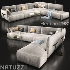 Sofa_natuzzi_herman 2981 by soqueen on