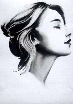 "Saatchi Art Artist Denny Stoekenbroek; Drawing, ""Just enjoy"" #art"