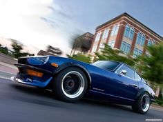 Vehicles Datsun 240Z Wallpaper
