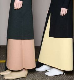 skt4ng:  JW ANDERSON FALL/WINTER 2014 Backstage