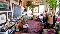 John Serdula's Studio in the East Village