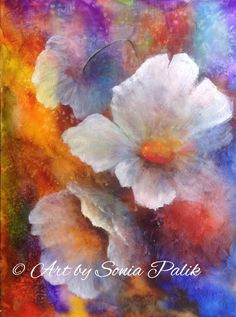 Still Life paintings and Flower paintings: by Sonia Palik - Art by Sonia Palik