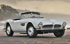 1959 BMW 507 Series II
