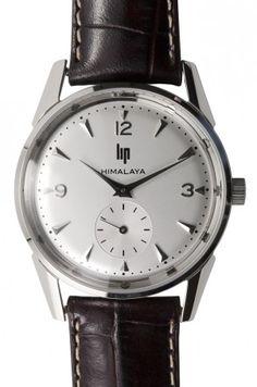 Lip Himalaya 1954 Chrome Silver