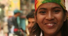 """""""I have dreams of someday becoming a doctor and learning medicine""""- Sandhya Rao - Photographers FairMail - Fair Trade"""