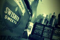 #swihsersweets #swishersmokes #swisher #sweet #smoke #chocolate #cigars #cigarillos #tattoo #ink