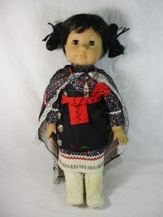 shopgoodwill.com: Gotz Puppe Starshine Native American Style Doll