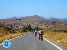 Elektrisch fietsen op Kreta Griekenland vakanties 2020 Village Festival, Heraklion, Crete, Fields, Country Roads, Tours, Park, Water, Gripe Water