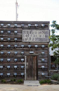 Styer's garden café