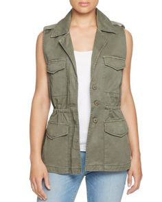 Sanctuary Gigi Military Vest