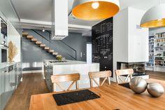 Ściana tablicowa w kuchni – to jest modne!  - zdjęcie numer 1