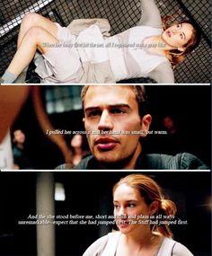 ~Tobias & Tris... 4 + 6 = ❤️...