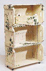 * Decoração e Invenção *: Olha a caixa....